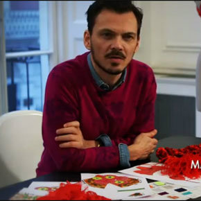 Maison Triumph Maker's video