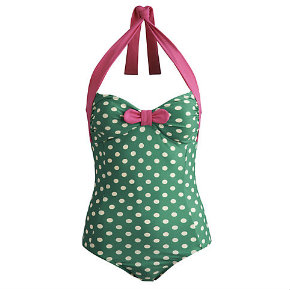 John Lewis Joules Apple Swimsuit