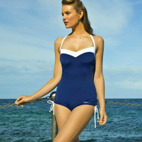 Zoggs Mandalay shaping swimsuit