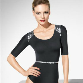 Wolford Heavy Metal String Body