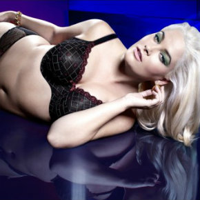 Whitney Thompson in Panache Sculptresse Diva