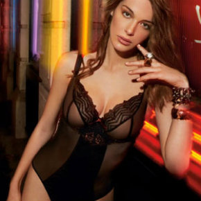Ooh la la bodysuit from Freya Lingerie