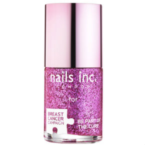 Nails Inc Pinkie Pink Nail Polish