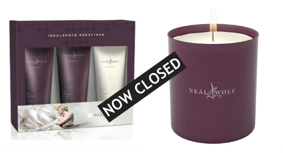 Win a luxury hair care kit from Neal & Wolf