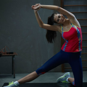 Create the Ultimate workout playlist with Panache Sport