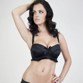 Playful Promises offers F cup bras