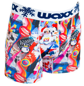 Win a pair of boxers from Waxx Underwear