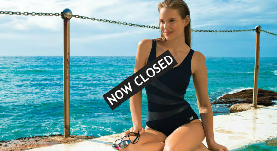 Win a swimsuit from Zoggs