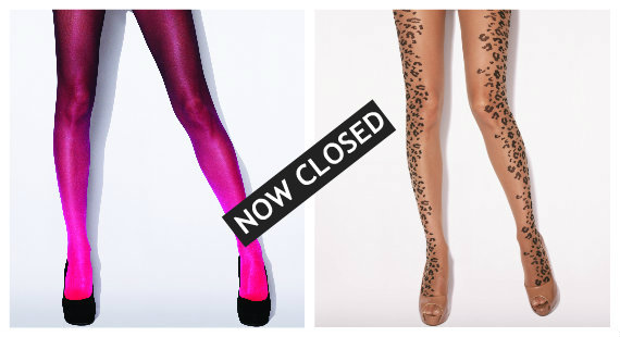 Win £100 of tights from Jonathan Aston