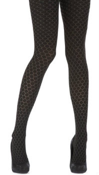 Pretty Polly layered honeycomb tights