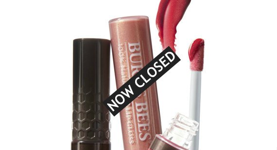 Win a new lip gloss from Burt's Bees