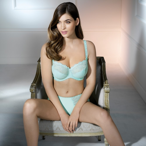 Five of the best powder blue lingerie sets