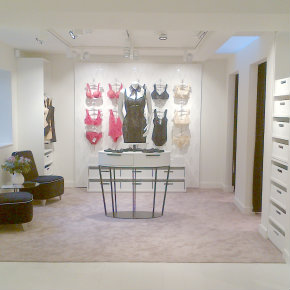 New Wolford Marylebone Boutique