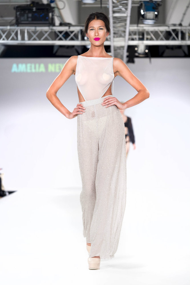 Amelia Newman at GFW 2014