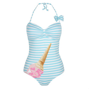 Debenhams ice cream swimsuit