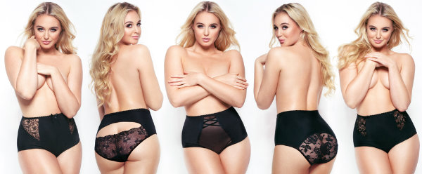 Win a pair of knickers from Sexy Big Pants