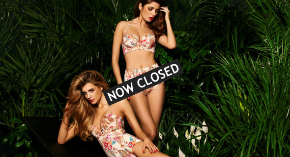 Win swimwear from Gossard