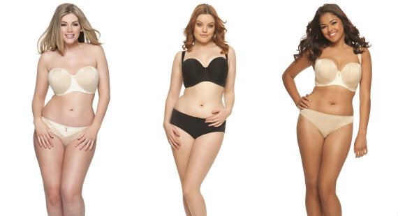 Win a Curvy Kate Luxe strapless bra