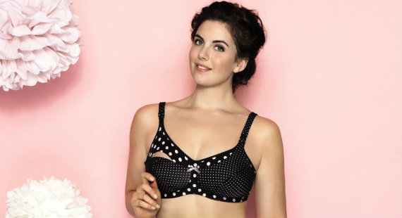 anita-maternity-polka-dot-nursing-bra-black-featured