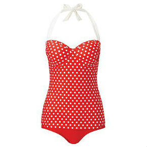 Joe Browns Red Tankini