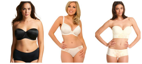 Elomi, Curvy Kate and Freya Lingerie