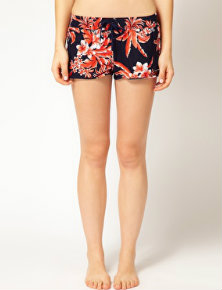 Seafolly Tropical Beat Stretch Boardie Short