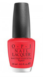 Opi Nail Laquer on Collins Avenue