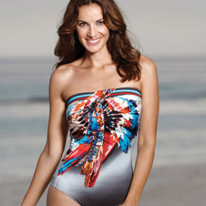 Indian Summer Swimsuit, Sunflair