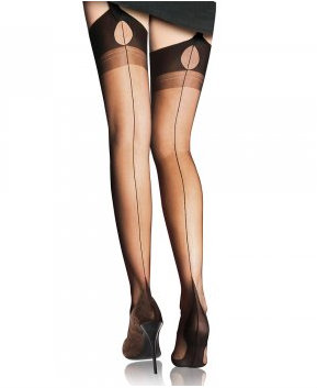 Cervin fully fashioned nylon stockings