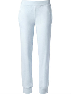 EterniKnit's Trouser With Pockets In Ice Blue
