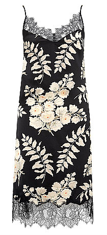 Somerset by Alice Temperley floral chemise