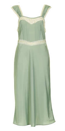 Vintage-style nightdress from Topshop