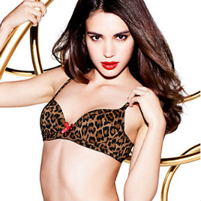 Women in the North East buy the most animal print lingerie