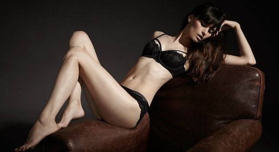 Men spend less than women on Christmas lingerie