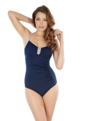 Veronica shaping swimsuit from Panache