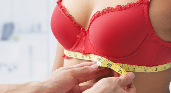 What to expect from a bra fitting
