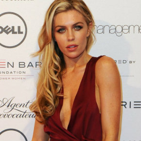 Abbey Clancy is the new face of Ultimo