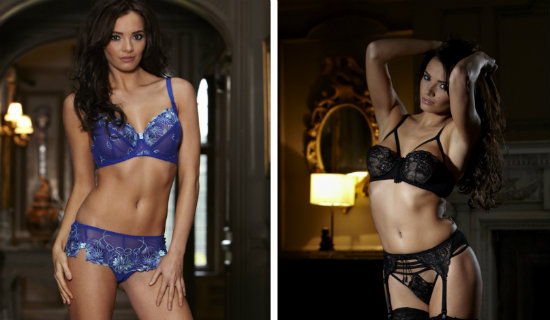 Win a set of lingerie from Pour Moi?
