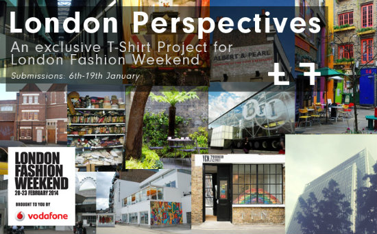 London Perspectives design competition