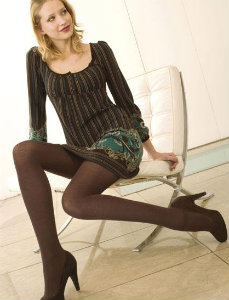 Charnos Cotton Modal Tights