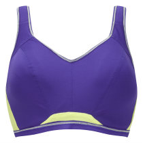 Freya Active moulded crop top sports bra