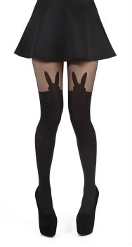 Pamela Mann bunny ear tights