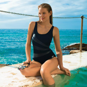 Win a sporty swimsuit from Zoggs