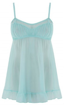 Lascivious Jessica babydoll in mint