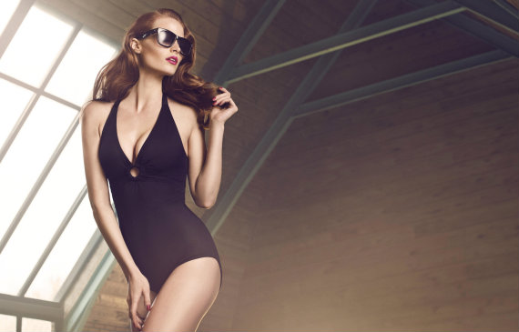 Scandale Illusion swimsuit