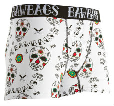 Bawbags Day of the Dead trunks