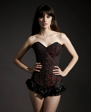 Win a corset from Bluebella