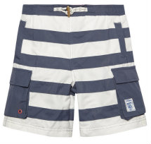 Mantaray at Debenhams boys striped cargo swimshorts