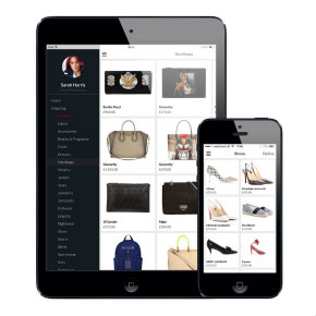 Styloko mobile shopping app