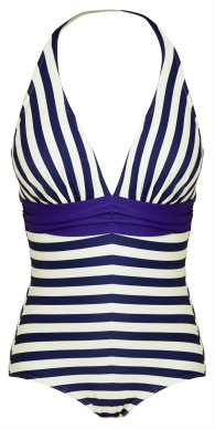 Figleaves Tuscany Stripe swimsuit